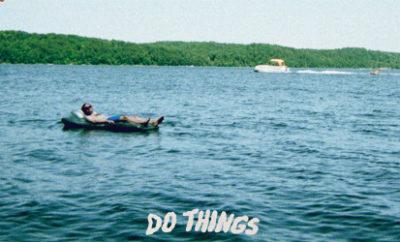 Dent May Do things