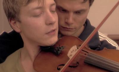 violin Roman Ilyushenko