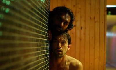 zombies dans un sauna gay