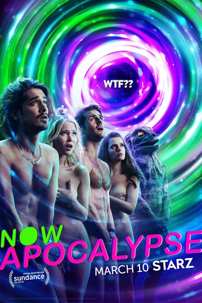 now apocalypse série