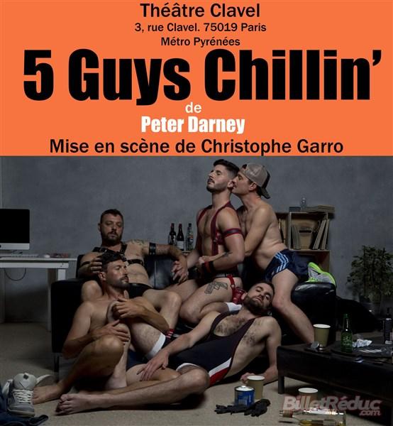 5 guys chillin christophe garro