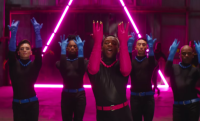 todrick hall nails hair hips heels
