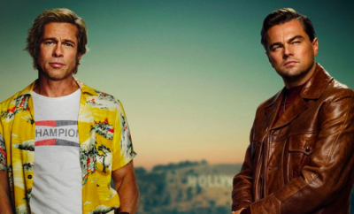 once upon a time in hollywood film