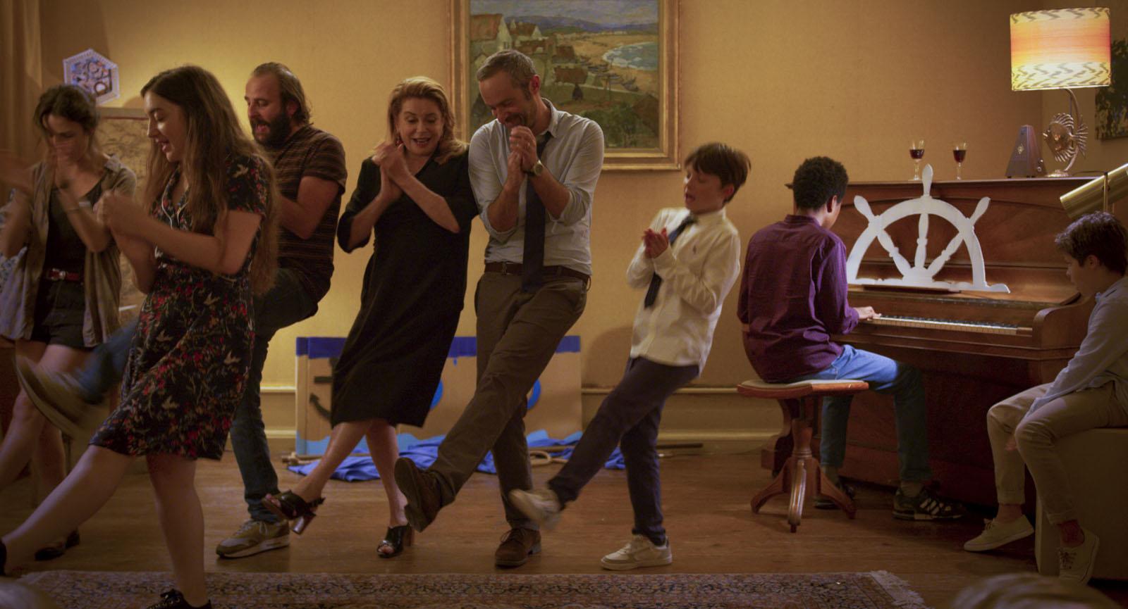 fête de famille film