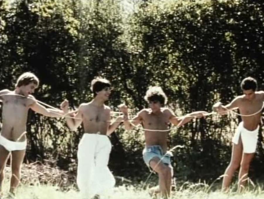 race d'ep lionel soukaz film
