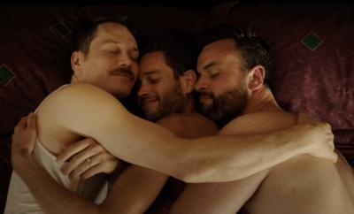 trio série gay