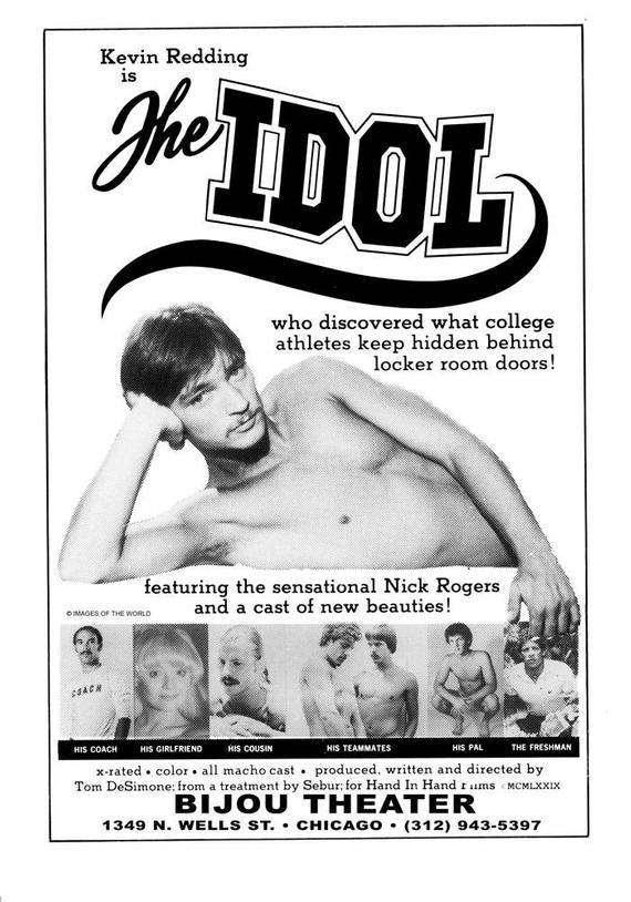 the idol film tom desimone