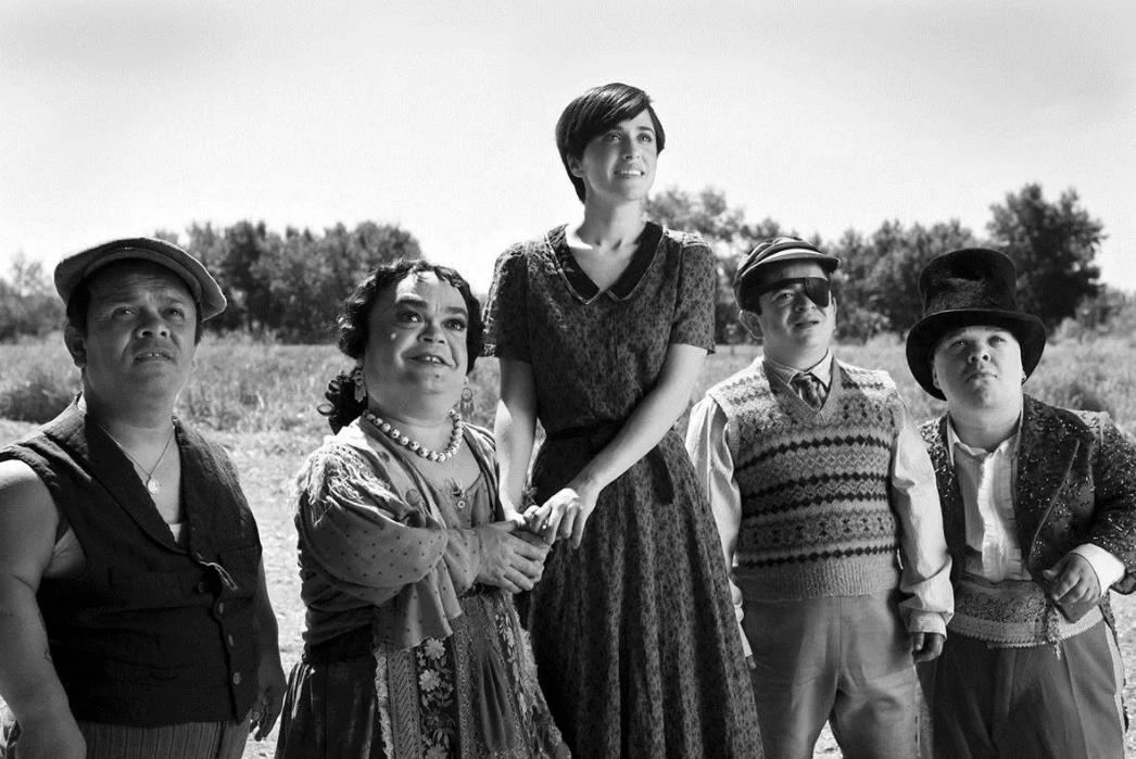 blancanieves film