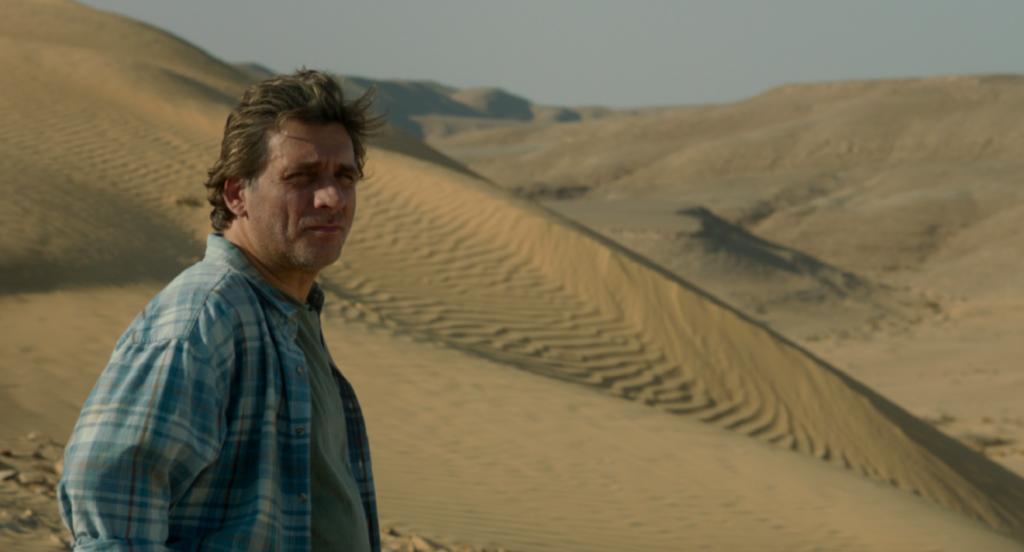 la dune film yossi aviram
