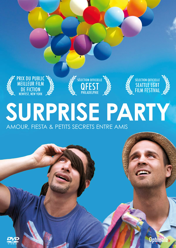 surprise party ryan gielen film